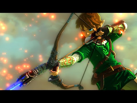 Знакомство с The Legend of Zelda на Wii U (Озвучка)