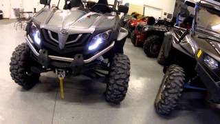 8. 2014 CFMoto review