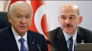 İstanbul Halkı Bakan Soylu ve MHP Lideri Bahçeli'nin Anayasa Mahkemesini Eleştirmesine Ne Diyor ?