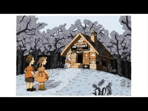 LA DIPENDENZA DA INTERNET: Hänsel e Gretel all'Internet café