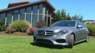 2014 Mercedes-Benz E250 BlueTEC First Drive Review