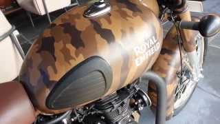 7. Royal Enfield Classic 500 Limited Edition(1 out of 200)