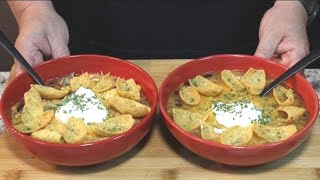 Taco Bean Soup Recipe! (aka Five Can Soup Recipe)