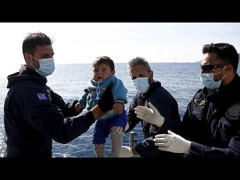 Τουλάχιστον 27 νεκροί από το ναυάγιο ανοικτά των τουρκικών ακτών
