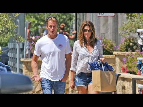 Power Couple Cindy Crawford And Rande Gerber Still Promoting Casamigos Tequila After $1 Billion Deal