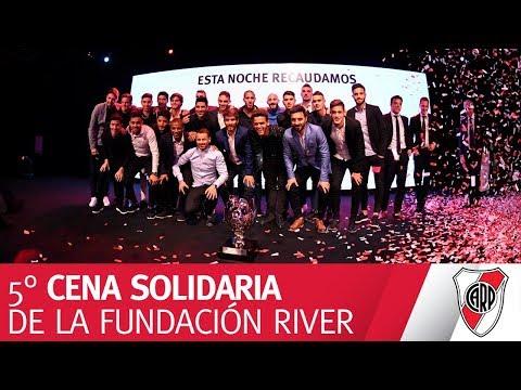 5ta Cena Solidaria de Fundación River