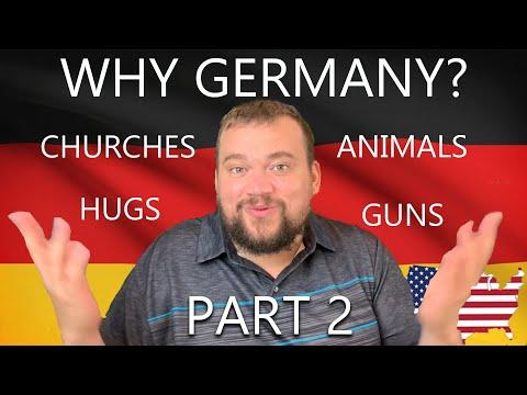 My German Culture Shocks as an American: Part 2