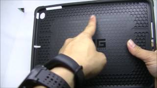 Review   UAG CASE For New iPad 9 7 2017