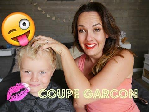 TUTO COIFFURE : Couper les cheveux d'un petit garçon soi même [FACILE]