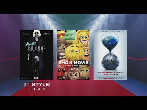 Weekend Movie Preview: Atomic Blonde, The Emoji Movie and An Inconvenient Sequel