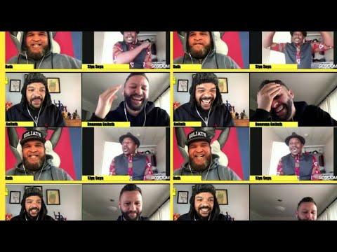 Siya Seya on SkyroomLive with Goliath&Goliath