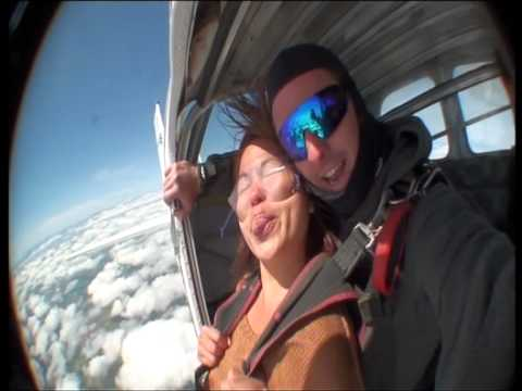 SKYDIVING – Cape Town, South Africa