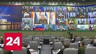 """Шойгу посоветовал главе Пентагона быть """"аккуратнее в формулировках"""""""