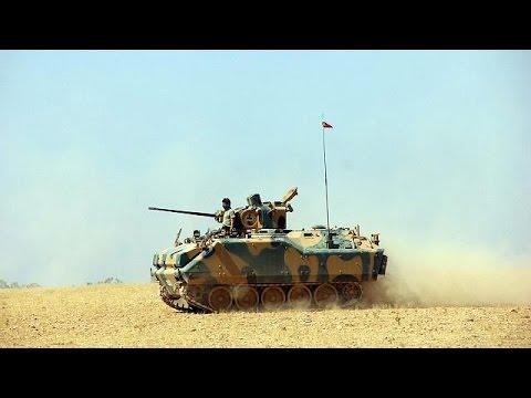 Συρία: Προελαύνουν οι υποστηριζόμενοι από τις τουρκικές δυνάμεις αντάρτες