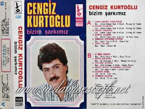 Cengiz Kurtoğlu – Sana Hasret Gideceğim