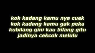 Black Champagne - Jangan Gitu Dong (Lirik)