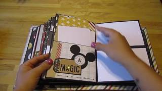 This video and project was made by Dina Macaluso for the Paper Phenomenon EKC16 (Everyday Kit Club) Contest. Click below to purchase the tutorials to make th...