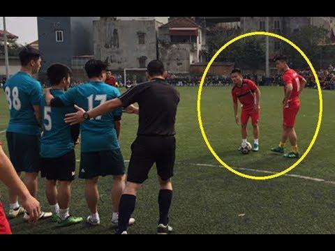 Quang Hải , Duy Mạnh U23 Việt Nam trổ tài đá bóng phủi siêu đỉnh !!!! - Thời lượng: 11:09.