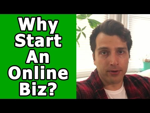 My Story: Why I Started My First Online Business