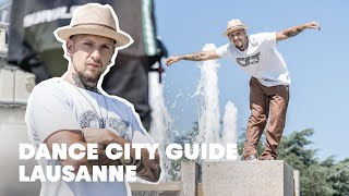 Poppin C – Dance Through Lausanne (Red Bull Dance City Guide)