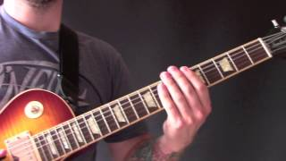 Kasabian Stevie Guitar Tutorial