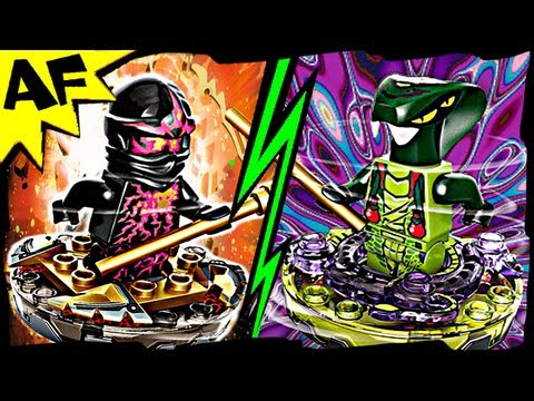 ninjago hry - Play All Ninjago SETS @ http://bit.ly/14GzOuK Custom Ninjago MECHS & Go-KARTS @ http://bit.ly/17ytQmx Ninjago Stop Motion FILMS @ http://bit.ly/18LvtJg Set d...