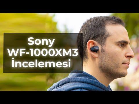 Sony WF-1000XM3 TWS Kulaklık İnceleme - Gürültü Engelleyicili Gerçek Kablosuz Kulaklık