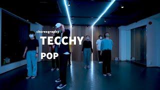 Tecchy – POP Dance class / NOA DANCE ACADEMY