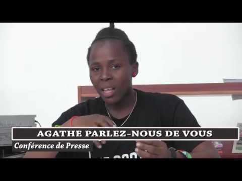 COTE D'IVOIRE : MASA 2018 - CONFERENCE DE PRESSE AVEC AGATHE DJOKHAM