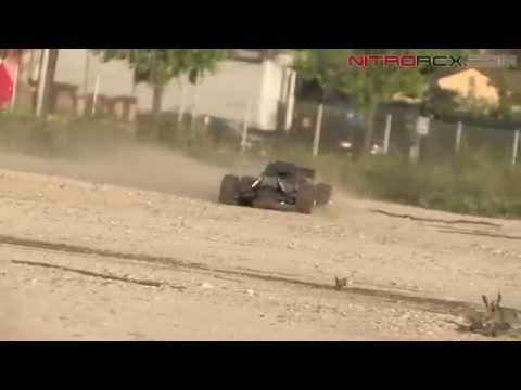 Exceed 1/5th Barca 30cc Gas-Powered Off-Road Remote Control RC Buggy
