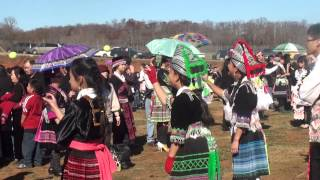hmong new year 2013 Northcarolina