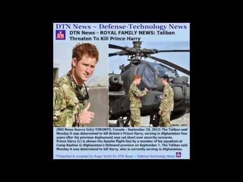 DTN News ~ Defense-Technology News – PRINCE HARRY