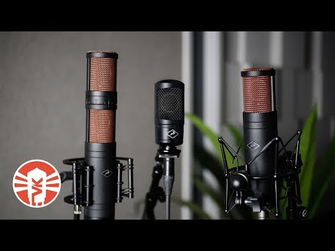 Antelope Audio Edge Series | Microphone | Vintage King
