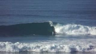 Baja Mexico 2009 Luddine Double overhead wave