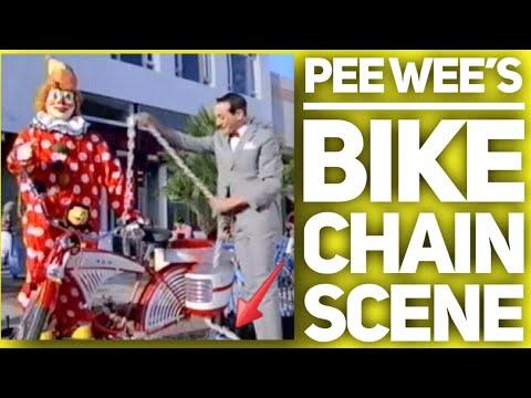 Nerd Alert! Pee-Wee's Bike is for sale on E-bay!