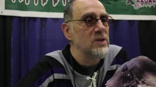 Exclusive: Actor John Kassir, Tales from the Crypt!