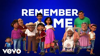 "Download Lagu Miguel - Remember Me (Dúo) (From ""Coco""/Official Lyric Video) ft. Natalia Lafourcade Mp3"