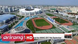 투르크메니스탄, 제 5차 실내무도아시안게임 개최 준비 완료 The 2017 Asian Indoor and Martial Arts Games is set to take place in...