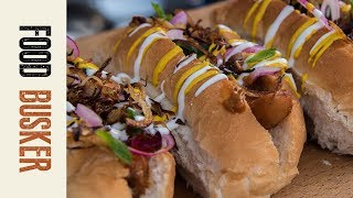 CHILI DOG by Food Busker