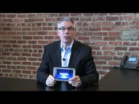 Panasonic Toughpad FZ-M1 Walkthrough
