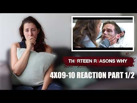 """13 REASONS WHY 4X09-10 """"PROM""""/""""GRADUATION"""" REACTION PART 1/2"""