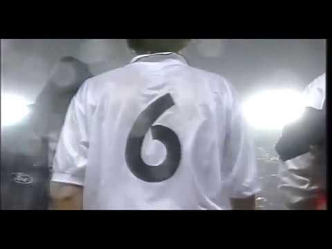 Debut Gaizka Mendieta en UEFA