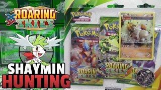 Pokémon Cards - Shaymin EX Hunting Ep. 6 | Roaring Skies Regirock Blister Pack Opening! by The Pokémon Evolutionaries
