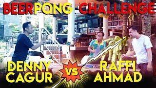 Video RAFFI AHMAD - Beerpong Challenge MP3, 3GP, MP4, WEBM, AVI, FLV Februari 2019