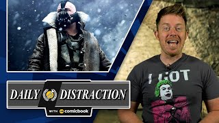 Is Bane Going to be the Villain in The Batman 2 | Daily Distraction by Comicbook.com