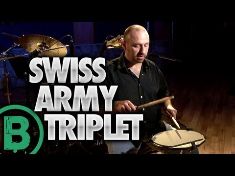 Swiss Army Triplet