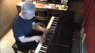 Enjoy Karl Tricomi's Live Music Maple Leaf Rag