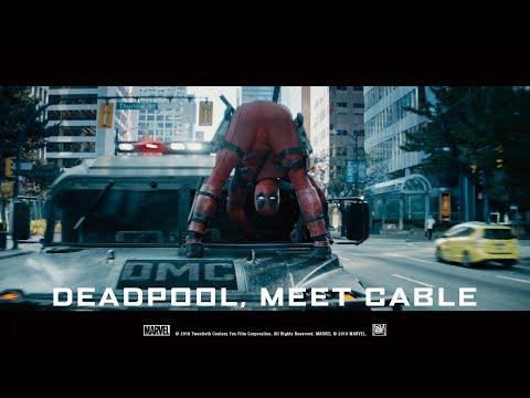 Deadpool 2 ['Deadpool, Meet Cable'   Green Band in HD (1080p)] (видео)