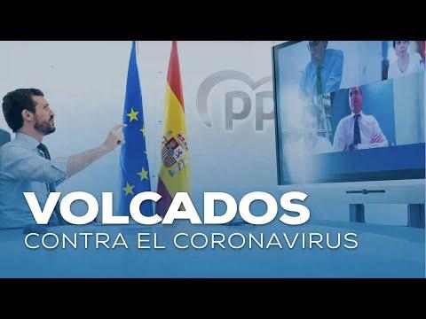 El ejemplo y el compromiso de los españoles son la...