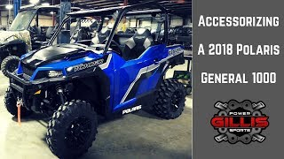 5. Accessorizing a 2018 Polaris General 1000 - Gillis Power Sports